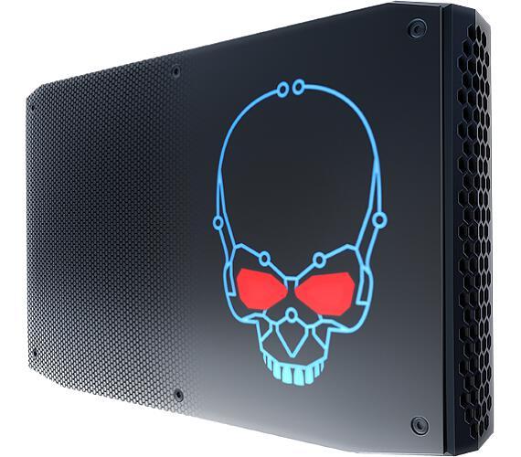 Intel NUC Kit 8i7HNKQC i7/RadeonGL/Win10/512GB SSD (BOXNUC8i7HNKQC2) + DOPRAVA ZDARMA