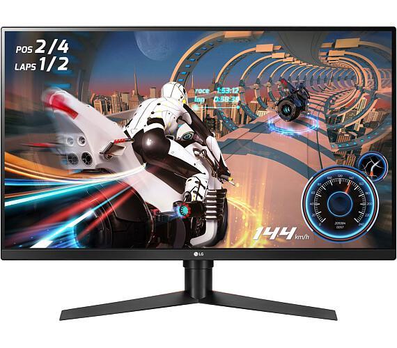 LG LCD 32GK850F -QHD,VA,AMD (32GK850F-B.AEU)