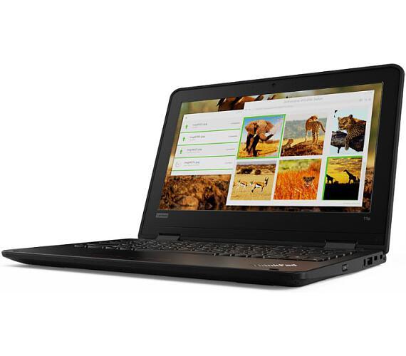 "Lenovo ThinkPad 11e (5th gen) Celeron N4100/4GB/128GB eMMC/Integrated/11,6""HD /W10 černý (20LQ0000MC)"