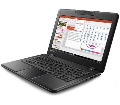 "Lenovo N300e N3450/4GB/64GB EMMC/11,6"" HD IPS TOUCH/ matný/Win10Pro (81FY0015CK)"