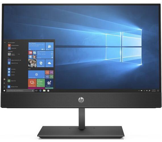 """HP ProOne 600 G4 / 21,5"""" Touch / Intel i3-8100/4GB/500 GB HDD/Intel HD/ DVDRW/ SD MCR/Win 10 Pro (4KX32EA#BCM)"""