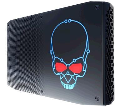 HAL3000 NUC Gaming / Intel Core i7-8705G/ 16GB/ RX Vega M GL/ 480GB SSD/ WiFi/ W10 (PCHS2279)