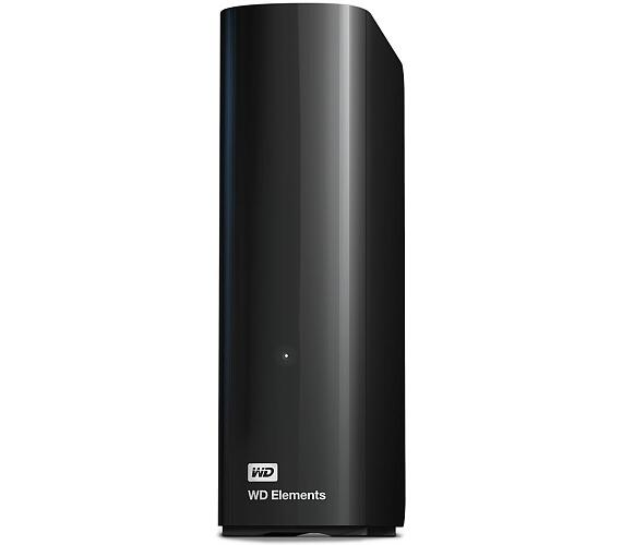 "Ext. HDD 3.5"" WD Elements Desktop 10TB USB (WDBWLG0100HBK-EESN)"