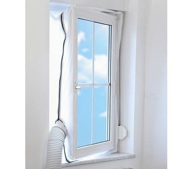 Těsnění do oken univerzální k mobilním klimatizacím + DOPRAVA ZDARMA