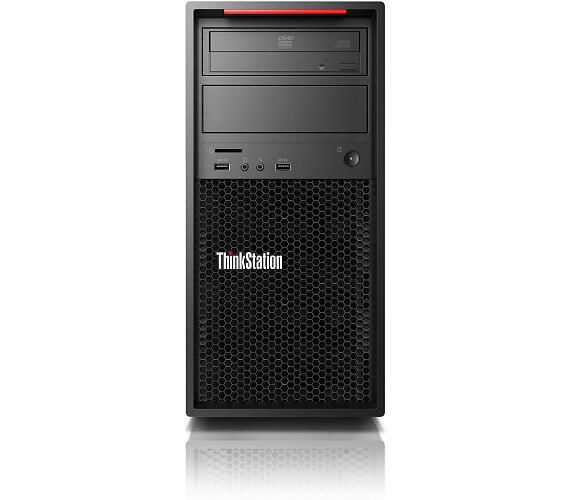 Lenovo ThinkStation P520c TWR/W-2123/8GB/256SSD/P1000/DVD/W10P + monitor X24-20 ZDARMA (30BX000SMC)