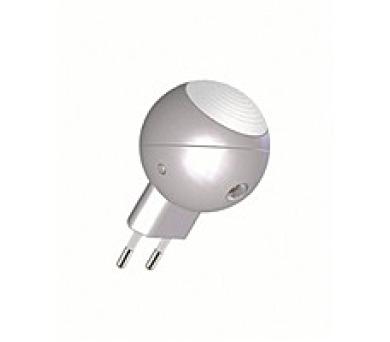 OSRAM LED Svítidlo zásuvkové LUNLED COLORMIX Silver 47010 230V N/AW 0 noDIM A++ Plast lm RGBWK 20