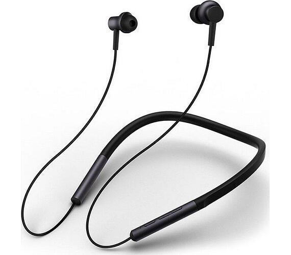 Xiaomi Mi Bluetooth Neckband Earphones Black