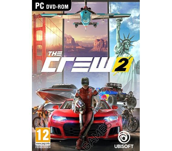 PC - The Crew 2 + DOPRAVA ZDARMA