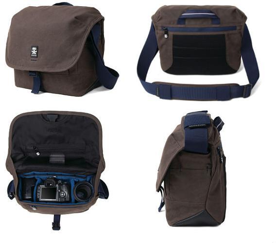 Crumpler Proper Roady 4500 - choco brown (PRY4500-008)