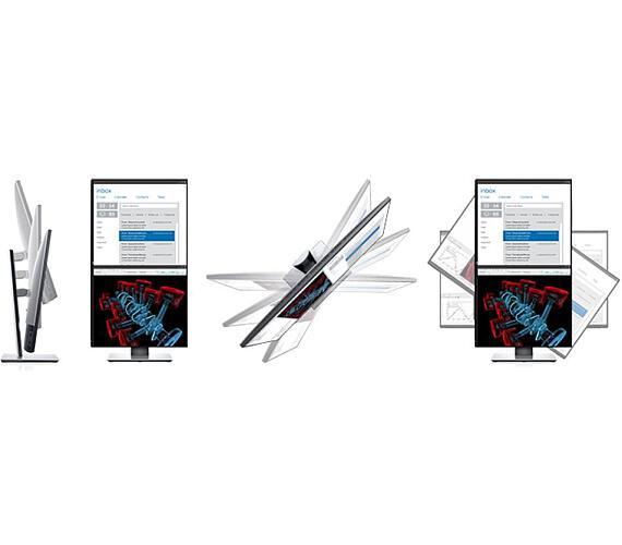 "Dell UltraSharp U3219Q LCD 32""/6ms/1000:1/HDMI/USB 3.0/USB-C/DP/3840x2160/IPS panel/cerny (210-AQUO)"
