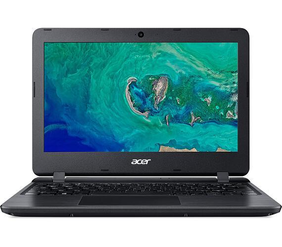 """Acer Aspire 1 - 11,6""""/N4000/4G/64GB/W10 černý + Office 365 Personal (NX.GW2EC.004)"""
