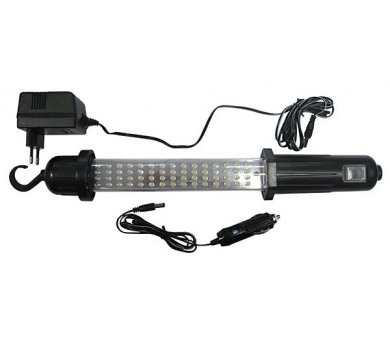 Montážní LED lampa nabíjecí MONTER LED809-60/ACU