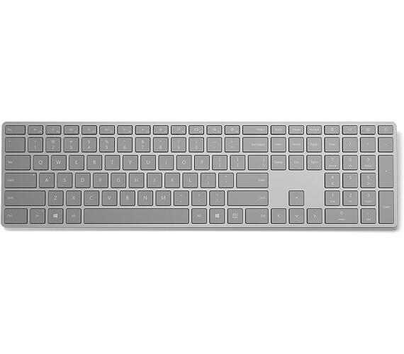 Microsoft Surface Keyboard Sling Bluetooth 4.0 (Gray)