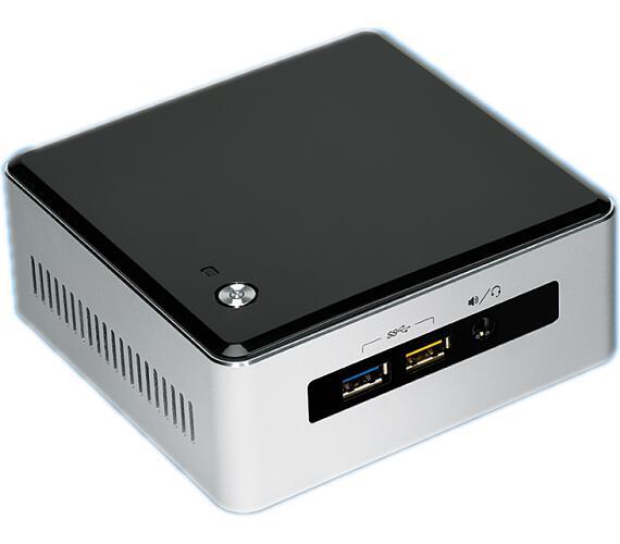 """Intel NUC Kit 5i3RYHS i3/USB3/mHDMI/WIFI/M.2/2,5"""" (BOXNUC5i3RYHS) + DOPRAVA ZDARMA"""