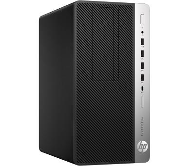 HP EliteDesk 705 G4 MT/ Ryzen 5 Pro 2400G/ 8GB DDR4/ 256GB SSD/ Radeon RX Vega 11/ DVD-RW/ W10P+usb klávesnice a myš (4HN12EA#BCM)