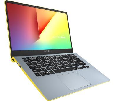 """ASUS S430UA-EB125T i3-8130U/4GB/256GB SSD/UHD Graphics 620/14"""" FHD IPS matný/W10 Home/Silve + DOPRAVA ZDARMA"""