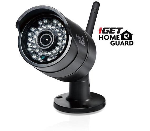 iGET HGNVK929CAM - bezdrátová WiFi FullHD 1080p kamera pro set HGNVK88304 + DOPRAVA ZDARMA