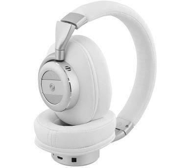 Sweex SWBTANCHS200WH - bezdrátová Bluetooth sluchátka s Active Noise Canceling
