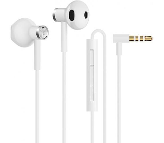 Xiaomi Mi Dual Driver Earphones White (17140)