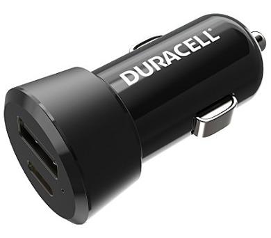 Duracell USB autonabíječka 3A USB-C (DR5026A) + DOPRAVA ZDARMA