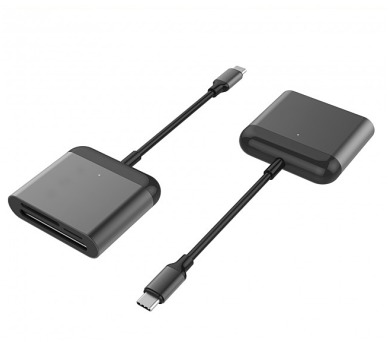 HyperDrive™ USB-C Pro Card Reader (CF
