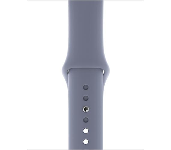 Watch Acc/44/Lavender Gray Sport Band S/M & M/L (MTPP2ZM/A)