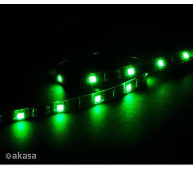 AKASA - LED páska-magnetická - zelená Vegas M (AK-LD05-50GN)