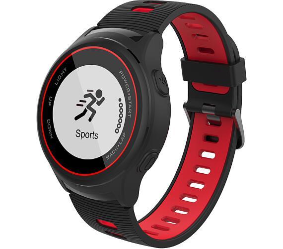 iGET ACTIVE A4 Black - chytré hodinky