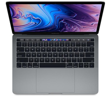 """Apple MacBook Pro 13,3"""" Touch Bar/IPS Retina 2560x1600/QC i5 2.3-3.8GHz/16GB/256GB_SSD/Iris Plus 655/Space Gray (2018) (Z0V7000GJ)"""