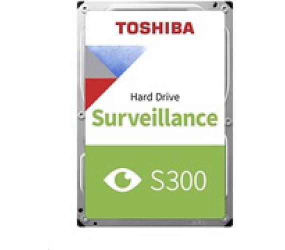 TOSHIBA HDD S300 Surveillance 6TB