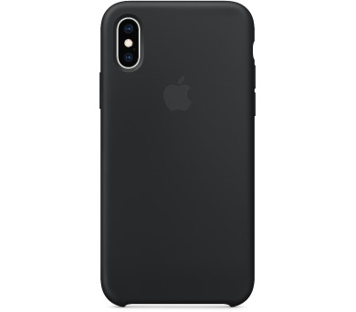 iPhone XS Silicone Case - Black (MRW72ZM/A) + DOPRAVA ZDARMA