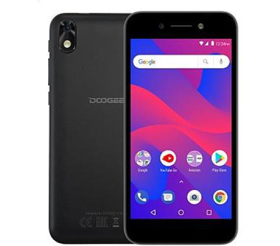 Doogee X11 DualSIM gsm tel. 1+8GB Black + DOPRAVA ZDARMA