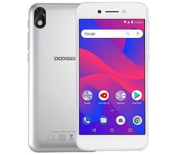 Doogee X11 DualSIM gsm tel. 1+8GB Silver + DOPRAVA ZDARMA