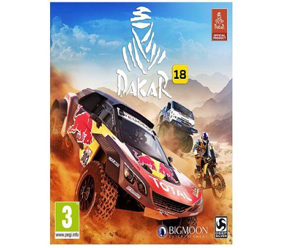 PC - Dakar 18 + DOPRAVA ZDARMA