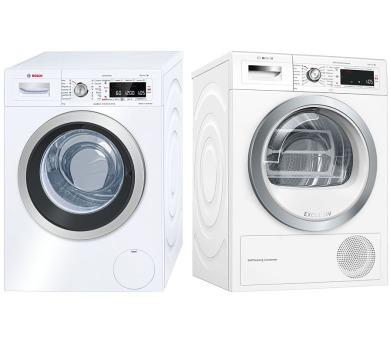 Bosch WAW32540EU + Sušička prádla Bosch WTW85590BY + DOPRAVA ZDARMA