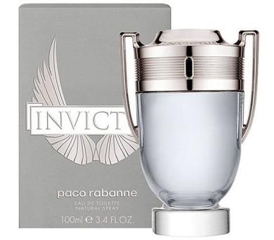 Toaletní voda Paco Rabanne Invictus