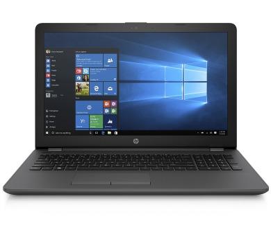 """HP 250 G6 15.6"""" HD N4000/4GB/128GB/DVD/HDMI/VGA/RJ45/WIFI/BT/MCR/1RServis/W10H silver (4BD49ES#BCM)"""