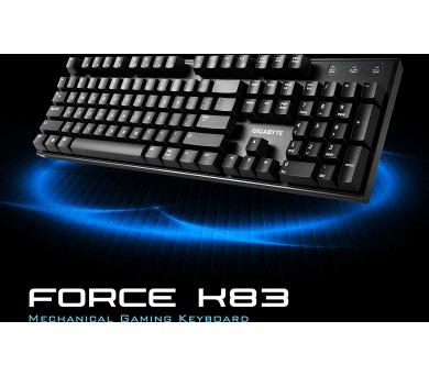 GIGABYTE Force K83 CZ (GK-FK83RE-CZ)