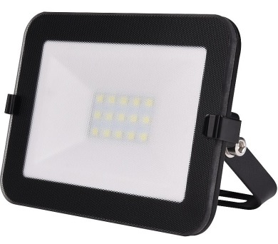 IMMAX LED reflektor Slim/ 50W/ 4500lm/ IP65/ 4000 - 4500K přírodní bílá/ černý (08440L)