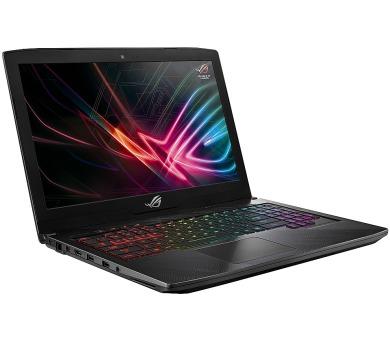 """ASUS GL703GM-EE014T i7-8750H/16GB/256GB SSD+ 1TB 5400ot./GTX1060/17,3"""" FHD + DOPRAVA ZDARMA"""