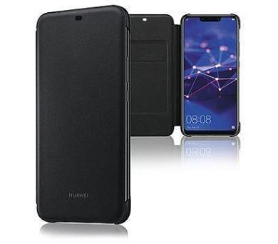 Huawei Mate 20 Lite Wallet Cover černé