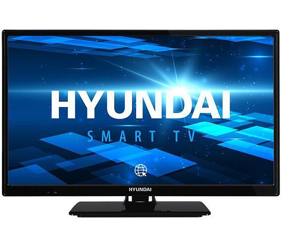 Hyundai FLN 24T439 SMART + DVB-T2 OVĚŘENO