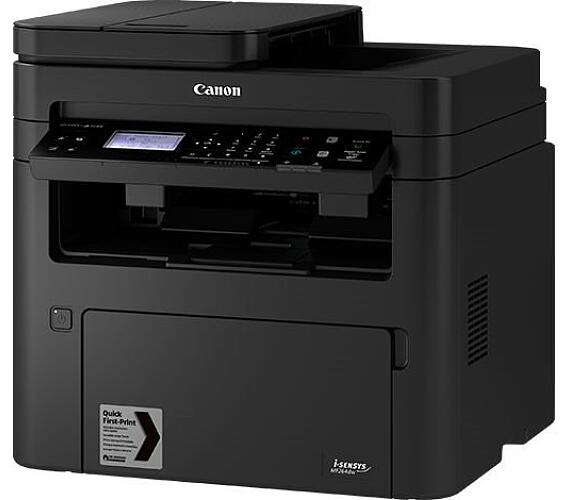 Canon i-SENSYS MF264DW - PCS/LAN/WiFi/WiFi Direct/Duplex/ADF/PCL/28ppm/USB (2925C016)