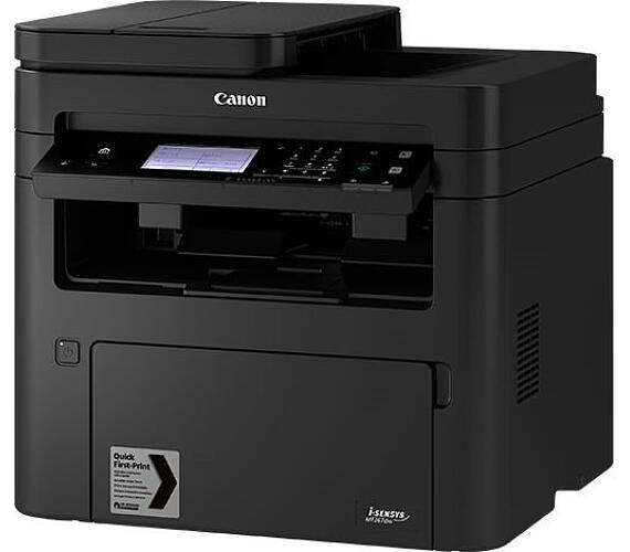 Canon i-SENSYS MF267DW - PCSF/SEND/LAN/WiFi/WiFi Direct/Duplex/ADF/PCL/28ppm/USB (2925C008)