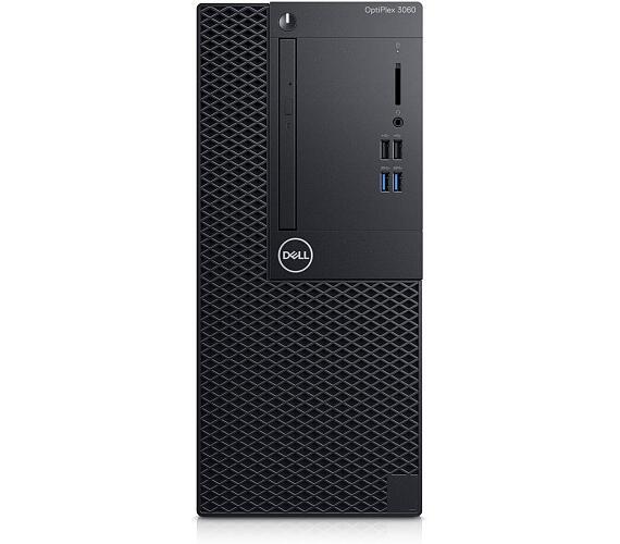 DELL OptiPlex MT 3060/Core i5-8500/8GB/256GB SSD/Intel UHD/DVD-RW/Win 10 Pro 64bit/3Yr NBD (Y80P8)