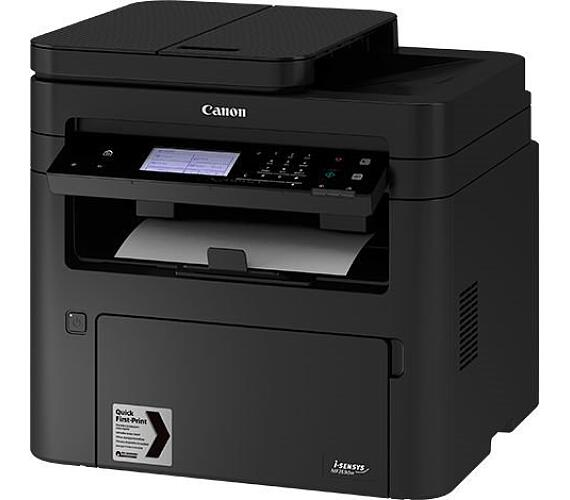 Canon i-SENSYS MF269DW - PCSF/SEND/LAN/WiFi/WiFi Direct/Duplex/DADF/PCL/28ppm/USB (2925C001)