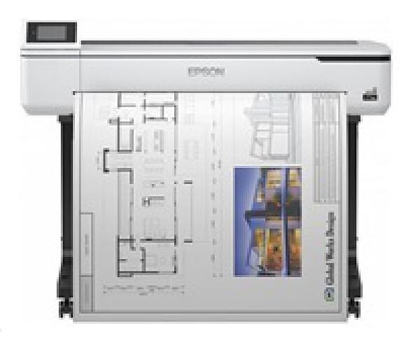 EPSON tiskárna ink SureColor SC-T5100 + DOPRAVA ZDARMA