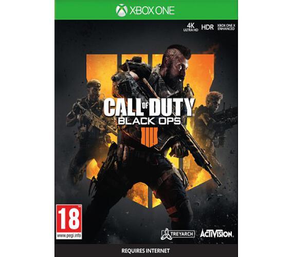 XONE - Call of Duty Black Ops 4