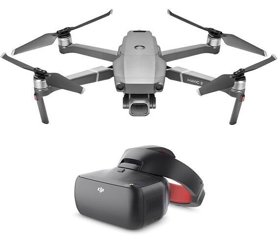 DJI kvadrokoptéra - dron Mavic 2 PRO + DJI Goggles Racing Edition (DJIM0258G) + DOPRAVA ZDARMA