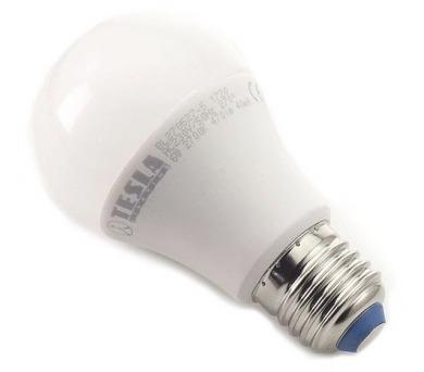TESLA LED žárovka BULB/ E27/ 6W/ 230V/ 470lm/ 2700K/ teplá bílá (BL270627-5)